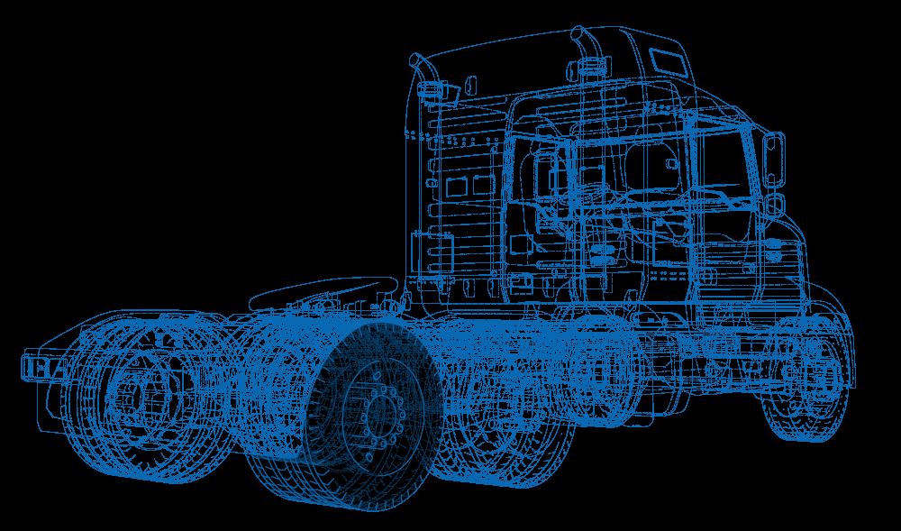 The TRUCK range ( Tyre Tab )